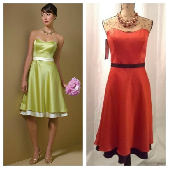 Alfred Angelo Dresses & Skirts - Alfred Angelo bridesmaid dress sz 12 style 7044